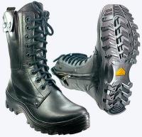 "Ботинки ""АС-2"" хром, карман, натуральный мех"