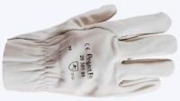 Перчатки кожаные «Грейн Драйвер» (2030195)