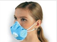 Медицинский противоаэрозольный респиратор
