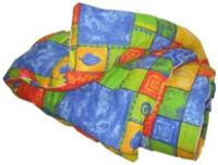Одеяло 1,5 спальное (силиконизированное волокно, ткань верха пол