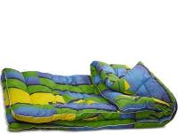 Одеяло 1,5 спальное ватное