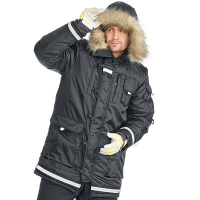 """Куртка """"Аляска"""" удлиненная"""