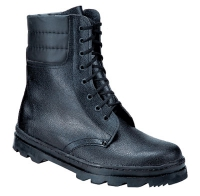Ботинки ОМОН ю/к бортопрошивные (мягкая вставках), искуственный