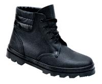 Ботинки борто-прошивные комбинированные утепленные (иск.мех)