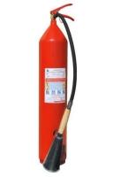 Огнетушитель ОУ- 5 объем 8 л, масса заряда 5 кг, общ. вес 18 кг.