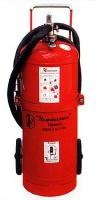 Огнетушитель ОП-50 объем 50л, общ. вес 100 кг.