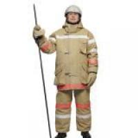 Костюм пожарника БОП-2 вид А II уровень (нач.состав)