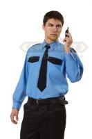 """Рубашка """"Охранника"""" (длинный рукав)"""