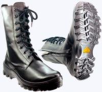 """Ботинки """"АС-1"""" хром, искуственный мех"""