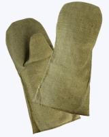 Краги брезентовые с 2-м наладонником